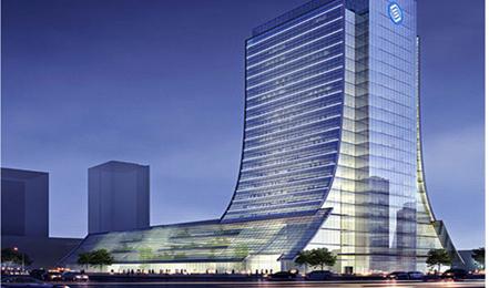 中国移动苏州公司综合楼智能照明控制系统