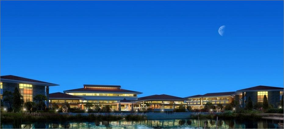 衡水龙源国际温泉度假酒店客房控制系统