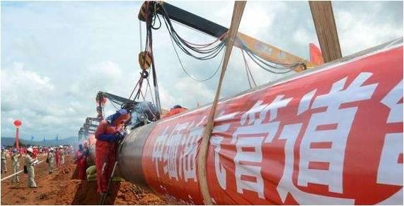 中缅油气管道全线安全监测