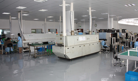 L.JOY生产工厂